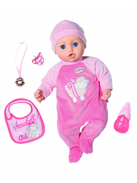 Кукла Zapf Creation Baby Annabell 702-628