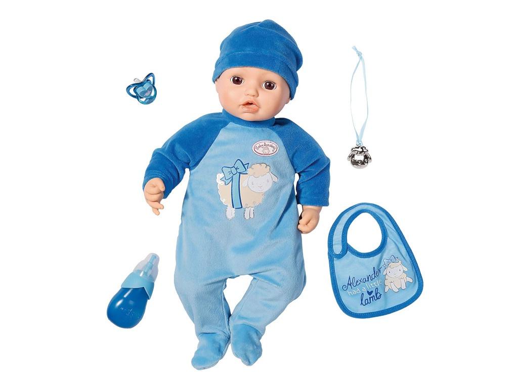 Кукла Zapf Creation Baby Annabell Кукла-мальчик 701-898
