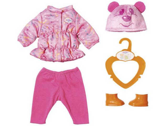 Одежда для куклы Zapf Creation My Little Baby Born Куртка, штанишки и ботинки 827-352