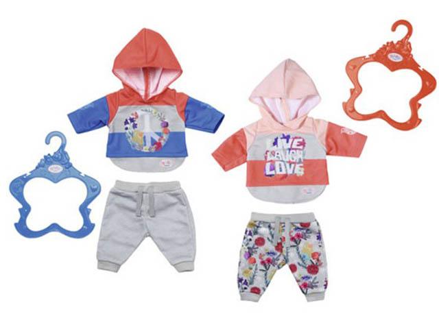 Одежда для куклы Zapf Creation Baby Born 826-980