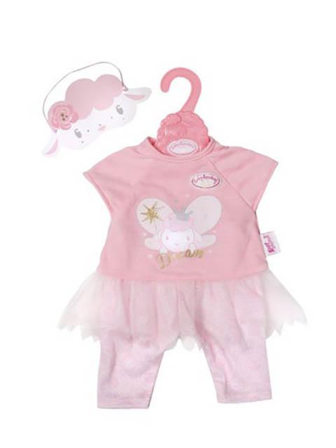 Одежда для куклы Zapf Creation Baby Annabell Пижама Феечка 702-048
