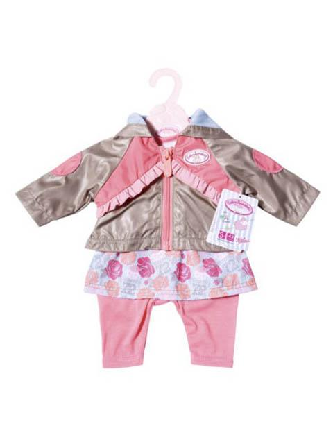Одежда для куклы Zapf Creation Baby Annabell Одежда для прогулки 701-973