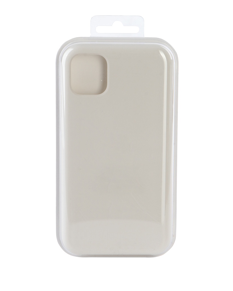 Аксессуар Чехол для APPLE iPhone 11 Silicone Case White MWVX2ZM/A