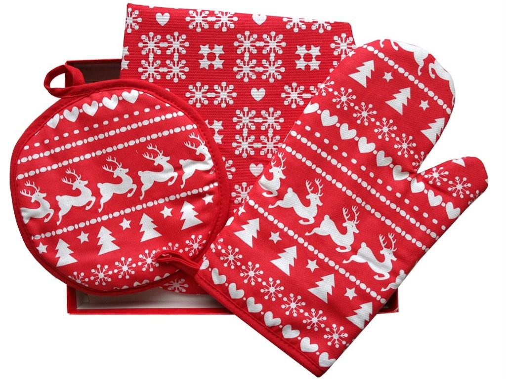 Подарочный набор для кухни Bonita Новогоднее чудо 11010818018