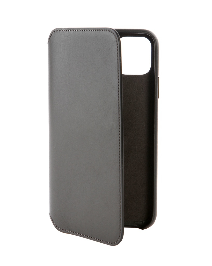 Чехол для APPLE iPhone 11 Pro Max Leather Folio Black MX082ZM/A