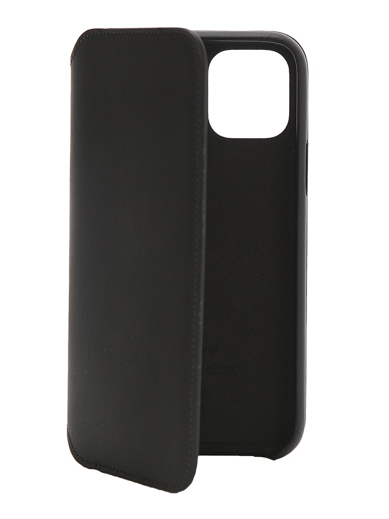 Аксессуар Чехол для APPLE iPhone 11 Pro Leather Folio Black MX062ZM/A