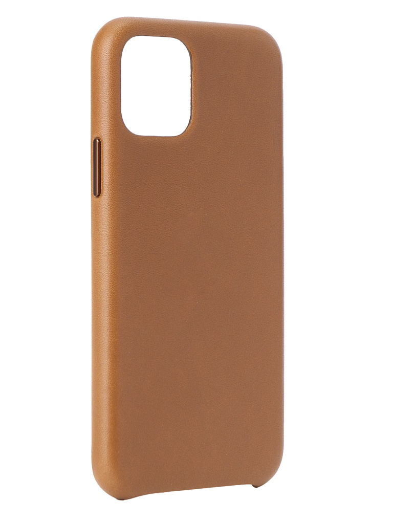 Чехол для APPLE iPhone 11 Pro Leather Case Saddle Brown MWYD2ZM/A