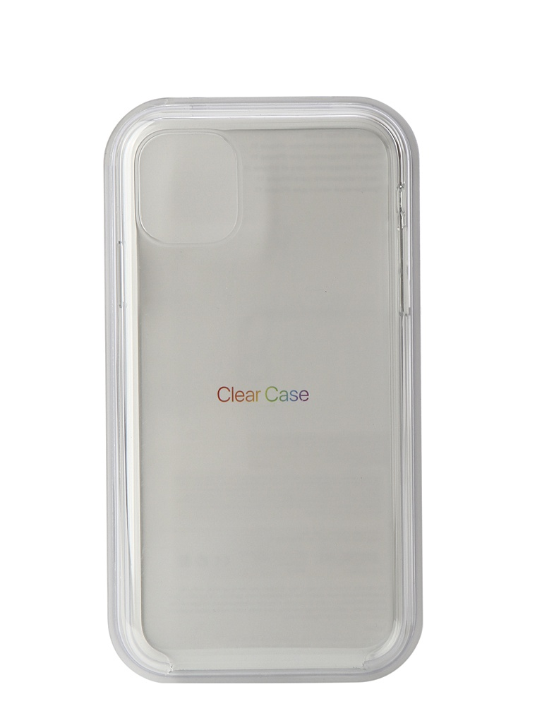 Чехол для APPLE iPhone 11 Clear Case MWVG2ZM/A
