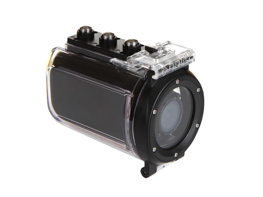 Экшн-камера Drift Ghost 4K MC + LCD дисплей, водонепроницаемый бокс, кейс 10-010-MC