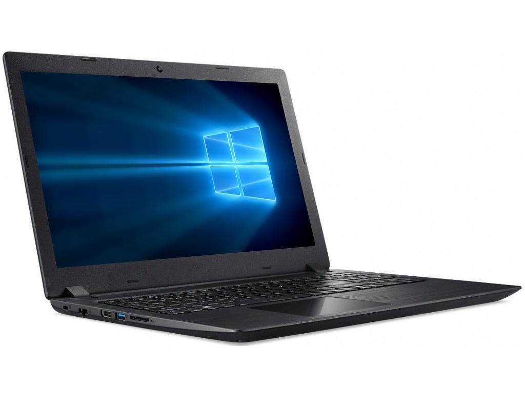 Ноутбук Acer Aspire 3 A315-21-68X1 NX.GNVER.110 (AMD A6-9220e 1.6 GHz/4096Mb/256Gb SSD/No ODD/AMD Radeon R4/Wi-Fi/Bluetooth/Cam/15.6/1920x1080/Windows 10)