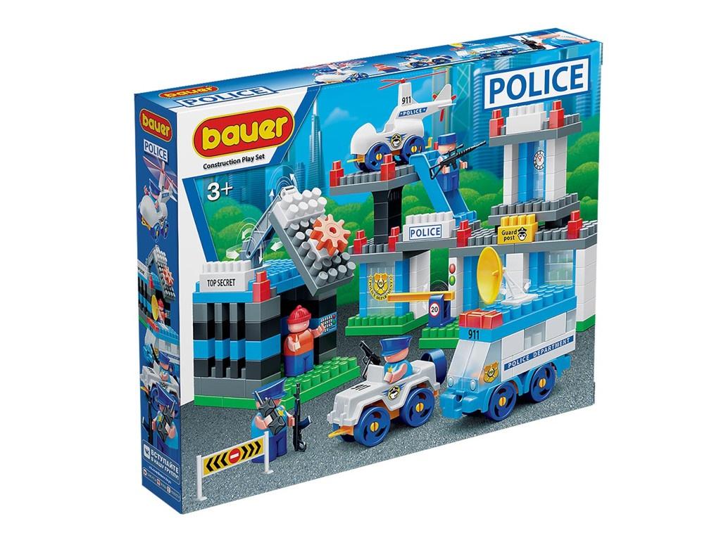 Конструктор Bauer Полиция. Департамент полиции 633
