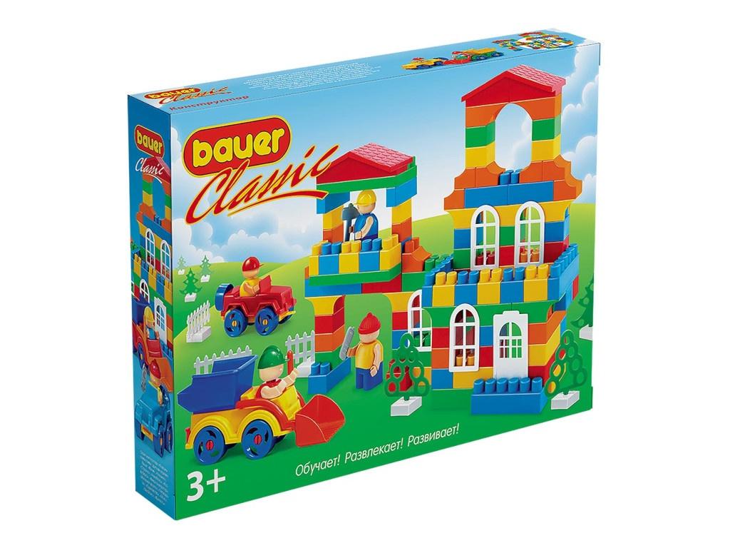 Конструктор Bauer Classic 697