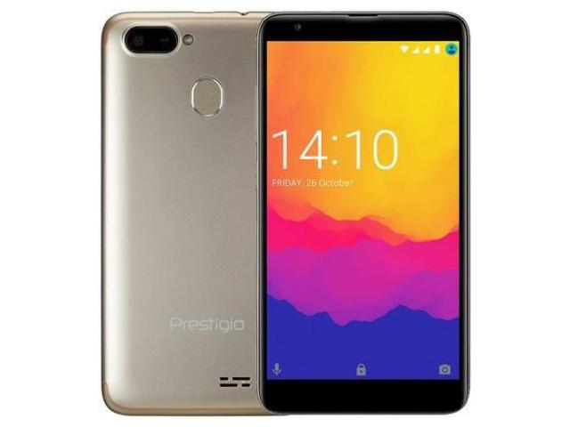 Сотовый телефон Prestigio MultiPhone Muze H5 5523 Duos Gold