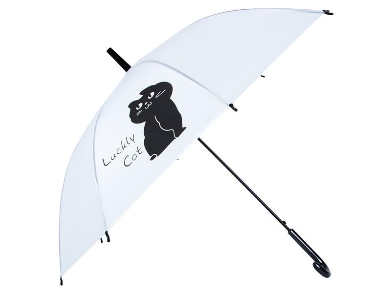 Зонт Эврика Черный котик. К счастью 99558