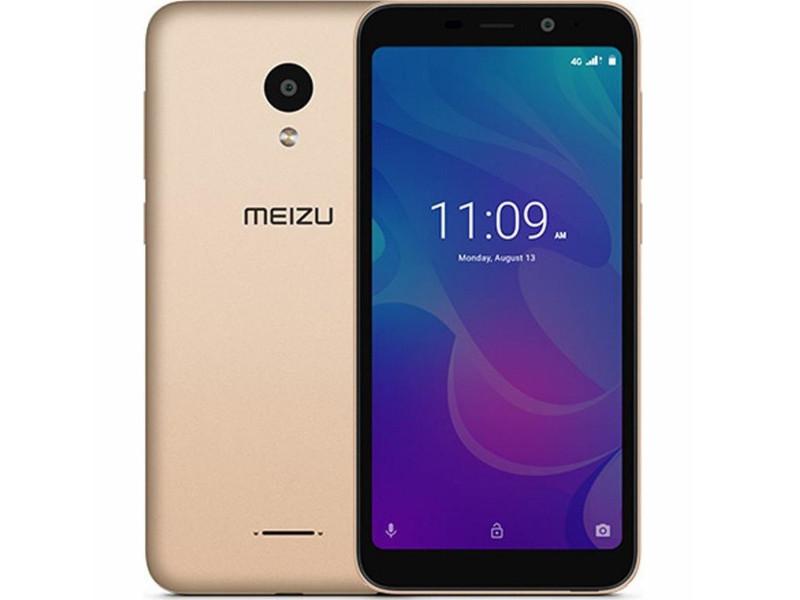 Сотовый телефон Meizu C9 Pro Gold