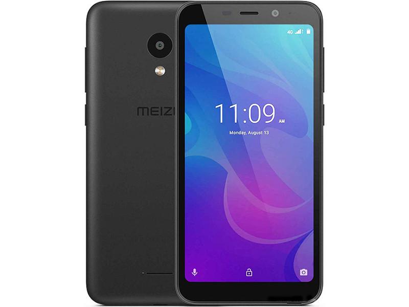 Сотовый телефон Meizu C9 Pro Black
