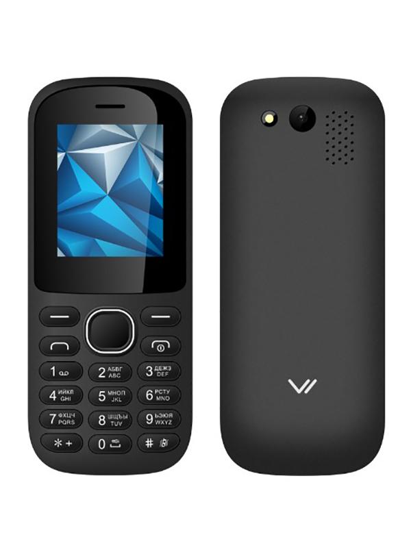 Сотовый телефон Vertex M112 Black телефон