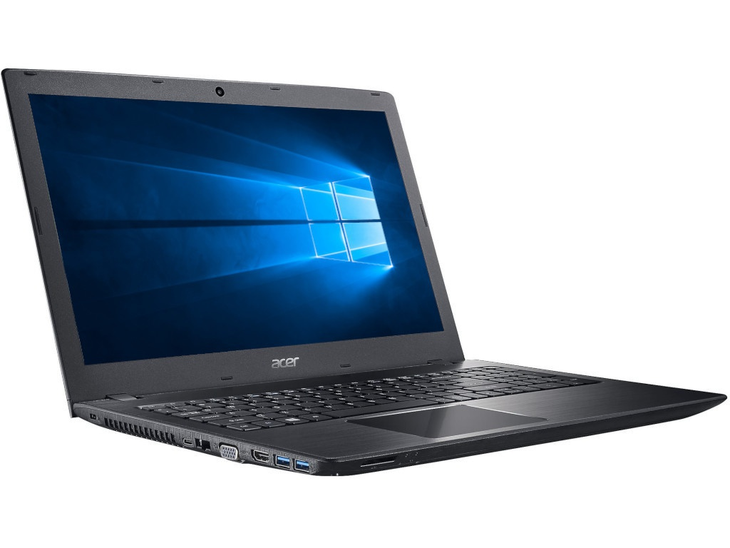 Ноутбук Acer TravelMate TMP259-G2-MG-50S5 NX.VEVER.023 (Intel Core i5-7200U 2.5GHz/4096Mb/256Gb SSD/GeForce GT 940MX 2048Mb/No ODD/Wi-Fi/Bluetooth/Cam/15.6/1920x1080/Windows 10 64-bit)