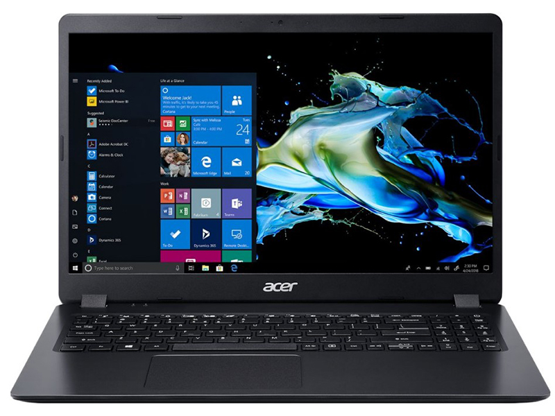 Ноутбук Acer Extensa EX215-51KG-38R5 Black NX.EFQER.00A (Intel Core i3-7020U 2.3 GHz/4096Mb/256Gb SSD/nVidia GeForce MX130 2048Mb/Wi-Fi/Bluetooth/Cam/15.6/1920x1080/Linux)