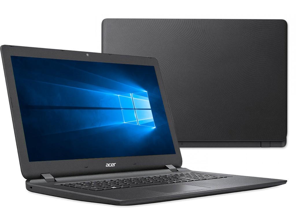 Ноутбук Acer Aspire ES1-732-P2VK NX.GH4ER.008 (Intel Pentium N4200 1.1 GHz/4096Mb/500Gb/Intel HD Graphics/Wi-Fi/Bluetooth/Cam/17.3/1600x900/Windows 10 Home 64-bit) voyo v1 mini pc intel pentium n4200