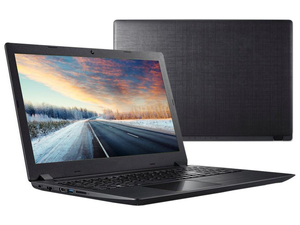 Ноутбук Acer Aspire A315-51-55L3 Black NX.GNPER.051 (Intel Core i5-7200U 2.5 GHz/8192Mb/1000Gb/Intel HD Graphics/Wi-Fi/Bluetooth/Cam/15.6/1366x768/Linux)