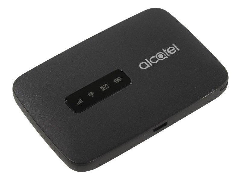 Модем Alcatel Link Zone 2G/3G/4G Black MW40V-2AALRU1