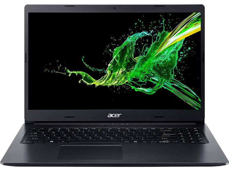 Ноутбук Acer Aspire A315-41G-R3HT Black NX.GYBER.063 (AMD Ryzen 7 3700U 2.3 GHz/8192Mb/256Gb SSD/AMD Radeon 535 2048Mb/Wi-Fi/Bluetooth/Cam/15.6/1920x1080/Linux)