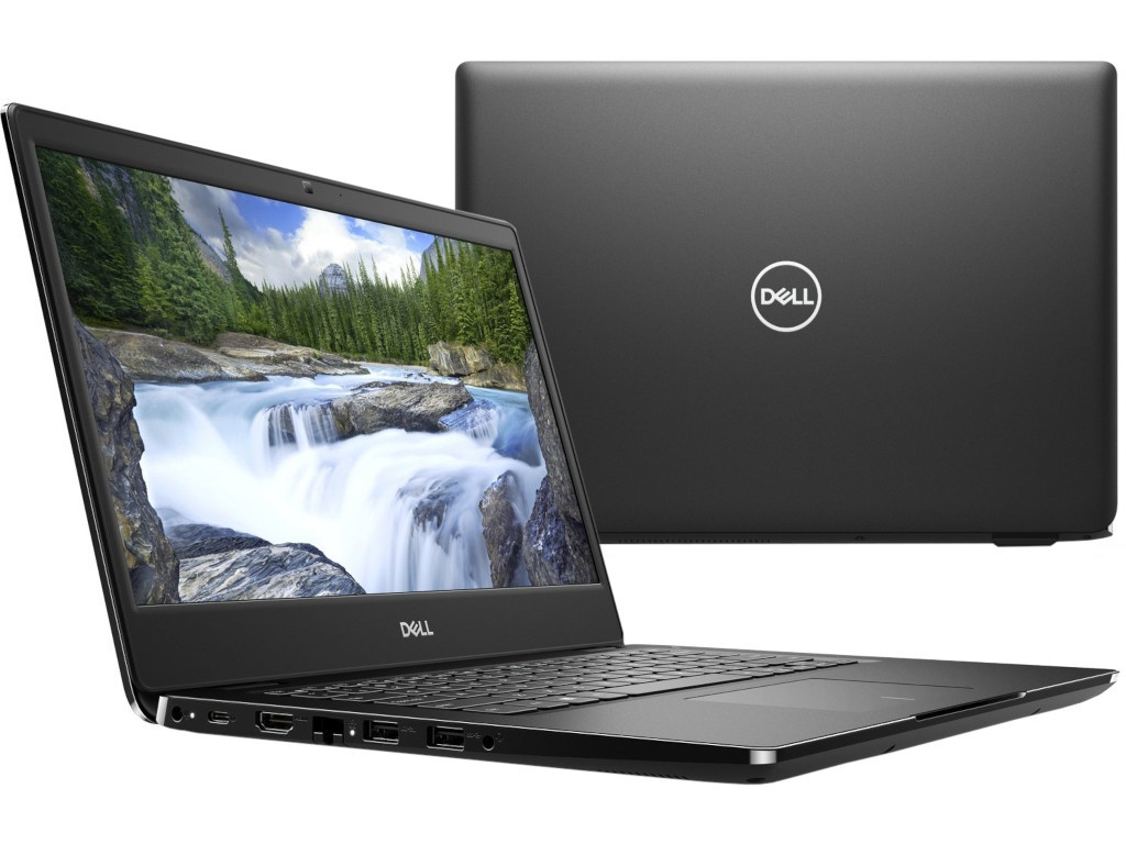 Ноутбук Dell Latitude 3400 3400-0904 (Intel Core i3-8145U 2.1 GHz/8192Mb/256Gb SSD/Intel UHD Graphics 620/Wi-Fi/Bluetooth/Cam/14/1920x1080/Linux)