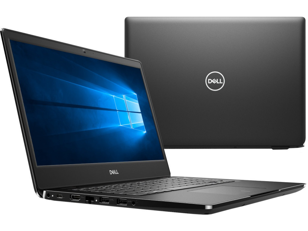 Ноутбук Dell Latitude 3400 3400-0911 (Intel Core i3-8145U 2.1 GHz/8192Mb/256Gb SSD/Intel UHD Graphics 620/Wi-Fi/Bluetooth/Cam/14/1920x1080/Windows 10 Pro)