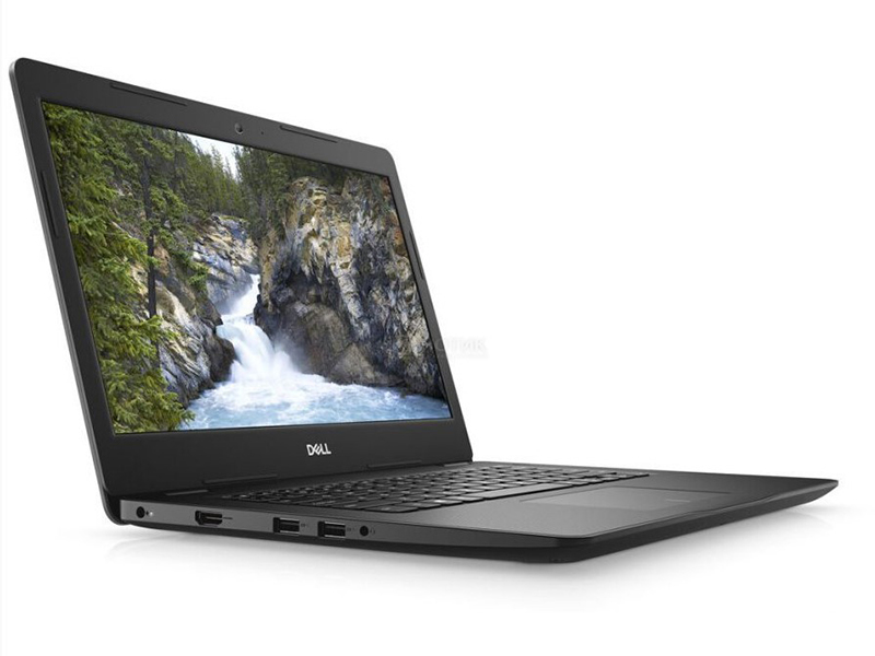 Ноутбук Dell Vostro 3481 3481-4066 (Intel Pentium 4415U 2.3GHz/4096Mb/128Gb SSD/No ODD/Intel UHD Graphics 610/Wi-Fi/Bluetooth/Cam/14/1366x768/Linux)