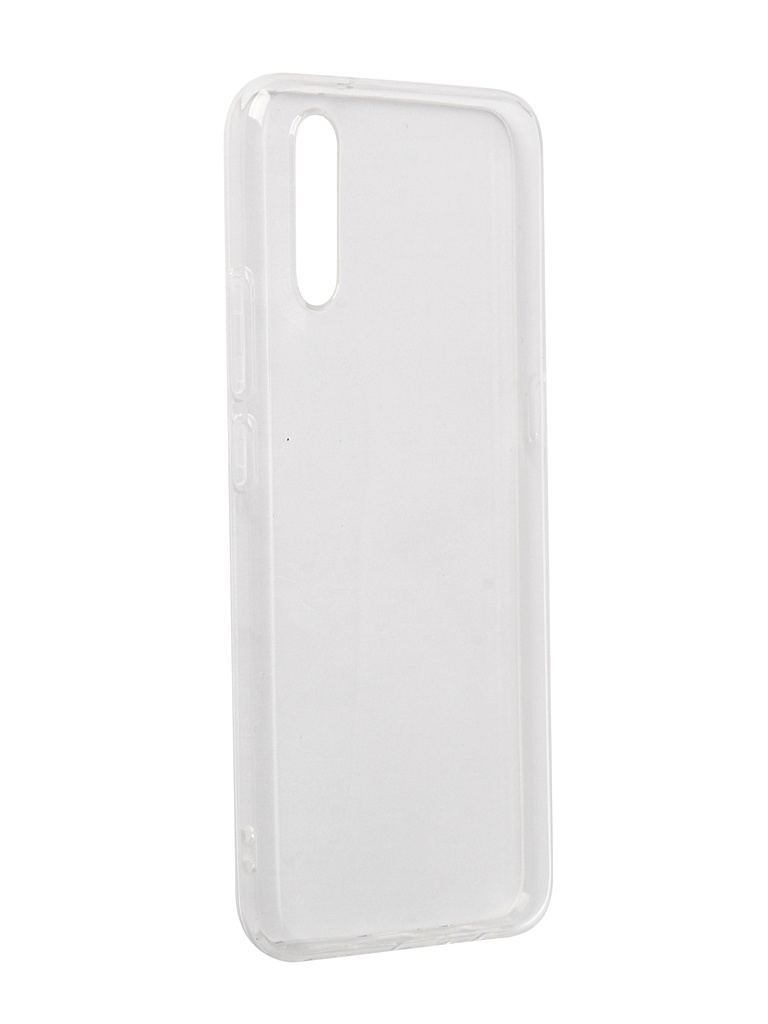 Чехол iBox Crystal для Vivo V17 Neo Transparent УТ000018499