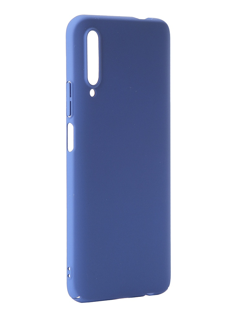 Аксессуар Чехол iBox Soft Touch Fresh для Huawei Honor 9X Pro / Premium Blue УТ000018768