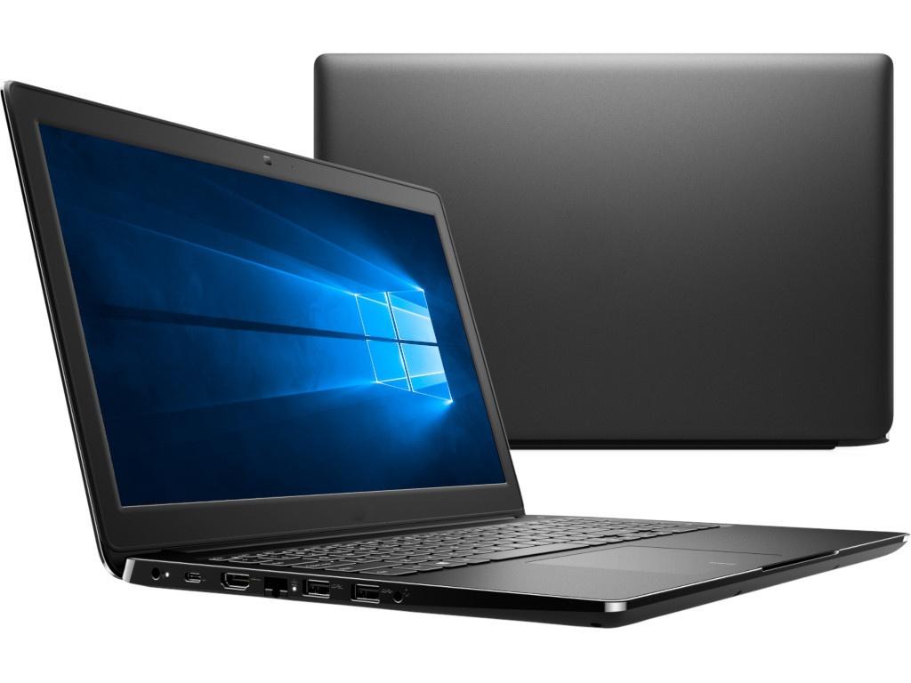 Ноутбук Dell Latitude 3500 3500-1000 (Intel Core i3-8145U 2.1GHz/8192Mb/256Gb SSD/No ODD/Intel UHD Graphics 620/Wi-Fi/Bluetooth/Cam/15.6/1920x1080/Windows 10 Pro)