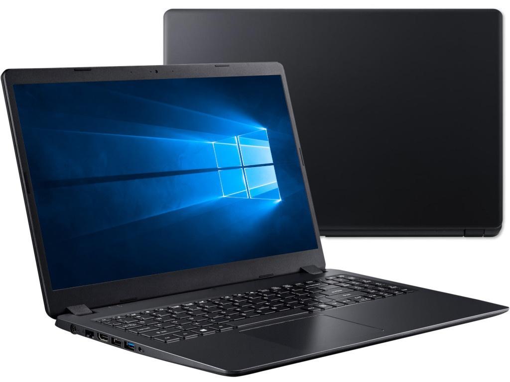 Ноутбук Acer Aspire A315-42G-R76Y Black NX.HF8ER.023 (AMD Athlon 300U 2.4 GHz/4096Mb/128Gb SSD/AMD Radeon 540X 2048Mb/Wi-Fi/Bluetooth/Cam/15.6/1920x1080/Windows 10 Home 64-bit)