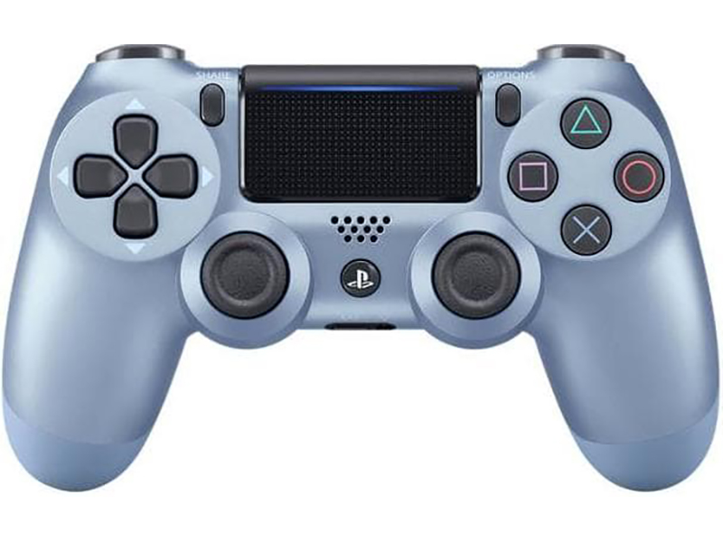 Фото - Геймпад Sony Dualshock 4 Titanium Blue CUH-ZCT2E PS719949602 gamepad playstation 4 cuh zct2 ps4 dualshock 4 ps