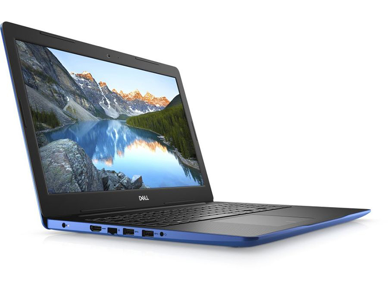 Ноутбук Dell Inspiron 3584 3584-1512 (Intel Core i3-7020U 2.3 GHz/4096Mb/256Gb SSD/No ODD/Intel HD Graphics 620/Wi-Fi/Bluetooth/Cam/15.6/1920x1080/Linux)