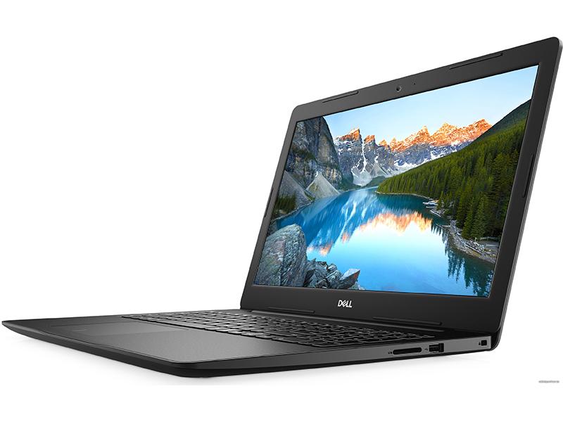 Ноутбук Dell Inspiron 3584 3584-2465 (Intel Core i3-7020U 2.3 GHz/4096Mb/128Gb SSD/No ODD/Intel HD Graphics 620/Wi-Fi/Bluetooth/Cam/15.6/1920x1080/Windows 10)