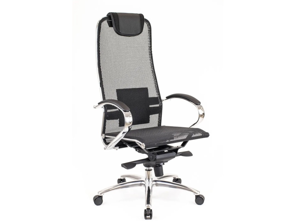 Компьютерное кресло Everprof Deco Сетка Black