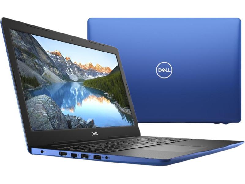 Ноутбук Dell Inspiron 3584 3584-3356 (Intel Core i3-7020U 2.3GHz/4096Mb/128Gb SSD/No ODD/Intel HD Graphics 620/Wi-Fi/Bluetooth/Cam/15.6/1920x1080/Linux)