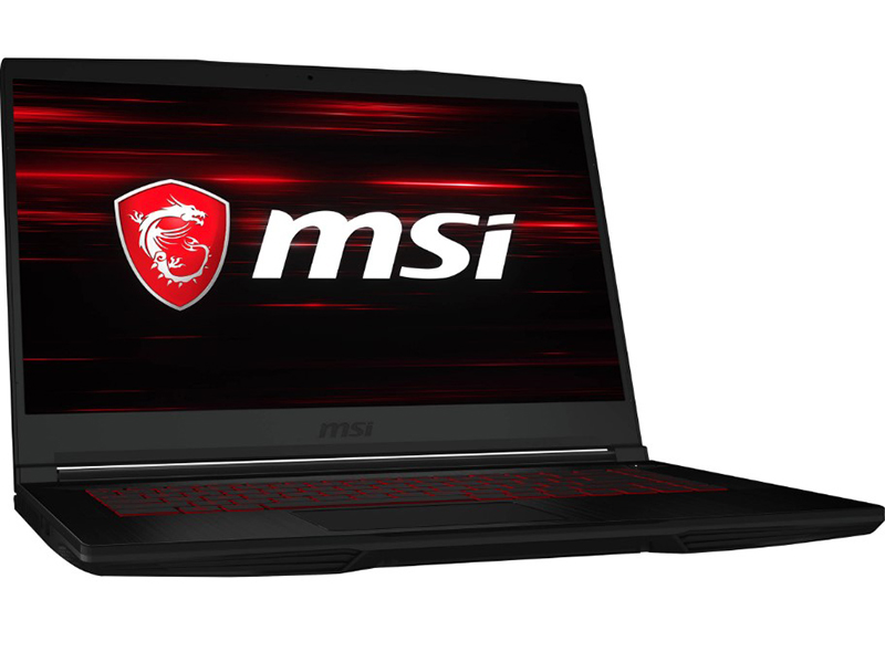 Ноутбук MSI GF63 Thin 9RCX-695RU 9S7-16R312-695 (Intel Core i7-9750H 2.6GHz/8192Mb/SSD 512Gb/nVidia GeForce GTX 1050 Ti 4096Mb/Wi-Fi/Bluetooth/Cam/15.6/1920x1080/Windows 10 64-bit)