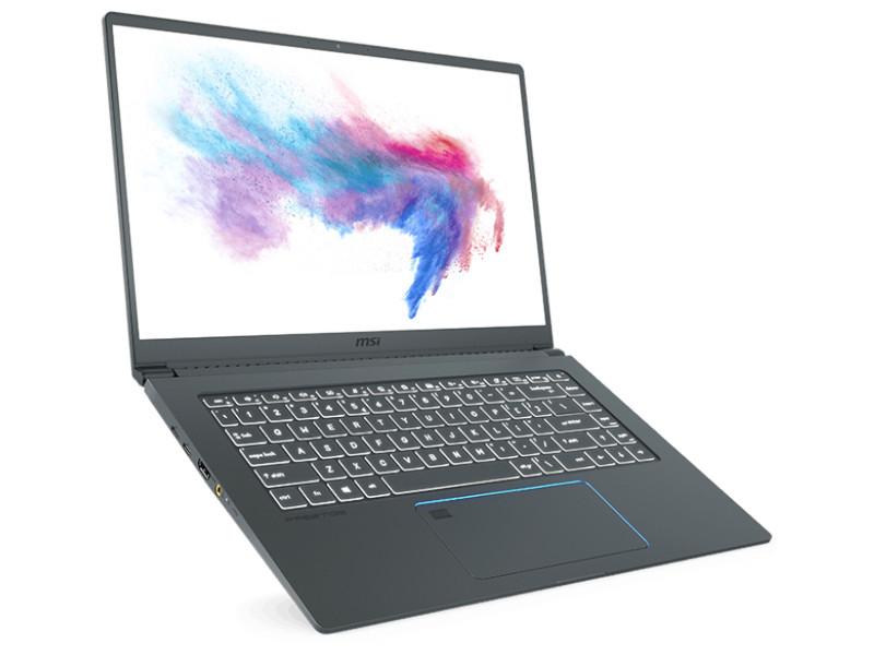 Ноутбук MSI Prestige A10SC-027RU 9S7-16S311-027 (Intel Core i7-10710U 1.1GHz/16384Mb/SSD 512Gb/nVidia GeForce GTX 1650 Max Q 4096Mb/Wi-Fi/Bluetooth/Cam/15.6/1920x1080/Windows 10 64-bit) ноутбук