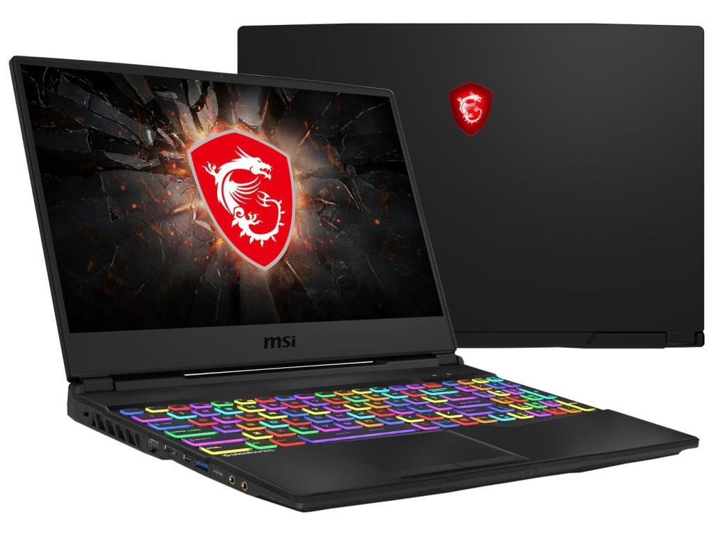 Ноутбук MSI GL65 9SCK-012RU 9S7-16U412-012 (Intel Core i7-9750H 2.6Ghz/8192Mb/SSD 512Gb/nVidia GeForce GTX 1650 4096Mb/Wi-Fi/Bluetooth/Cam/15.6/1920x1080/Windows 10 64-bit) — 9S7-16U412-012