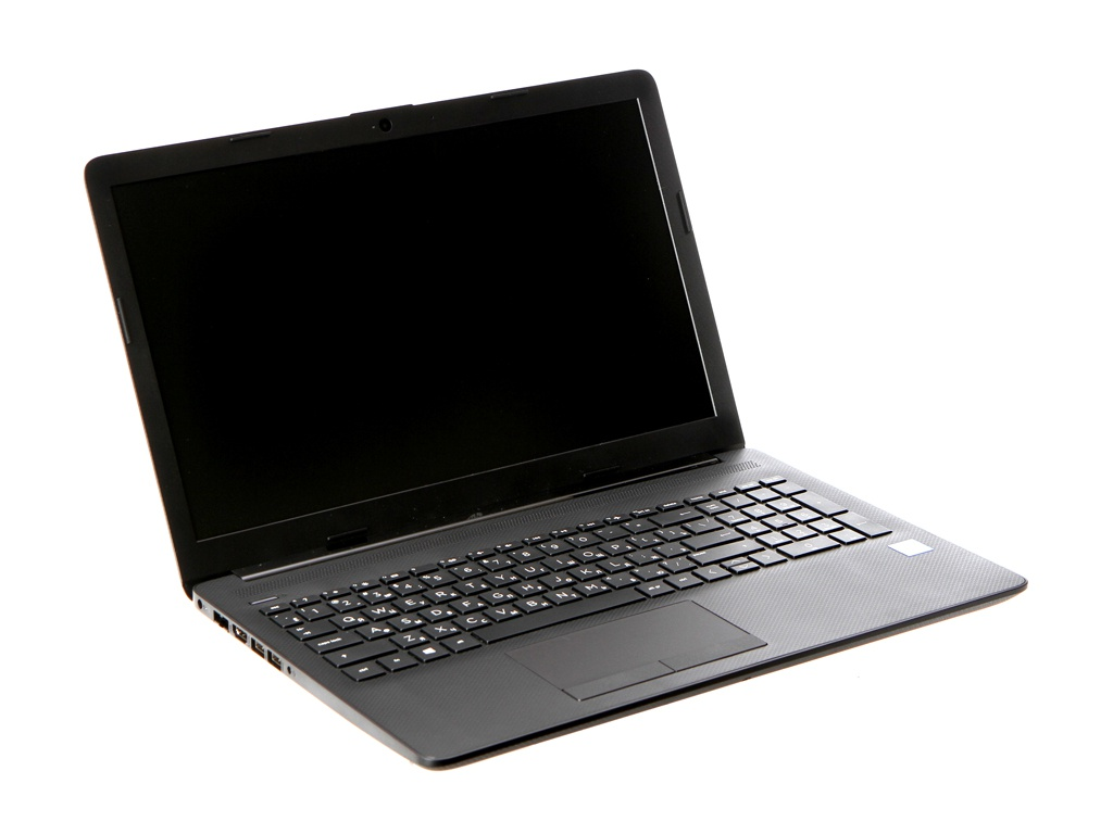 Ноутбук HP 15-da0458ur Black 7JY16EA (Intel Core i3-7020U 2.3 GHz/4096Mb/128Gb SSD/Intel HD Graphics/Wi-Fi/Bluetooth/Cam/15.6/1366x768/DOS)
