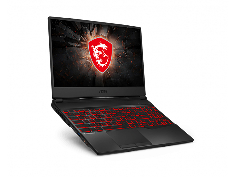 Ноутбук MSI GL65 9SCK-015RU 9S7-16U412-015 (Intel Core i5-9300H 2.4GHz/8192Mb/SSD 512Gb/nVidia GeForce GTX 1650 4096Mb/Wi-Fi/Bluetooth/Cam/15.6/1920x1080/Windows 10 64-bit)