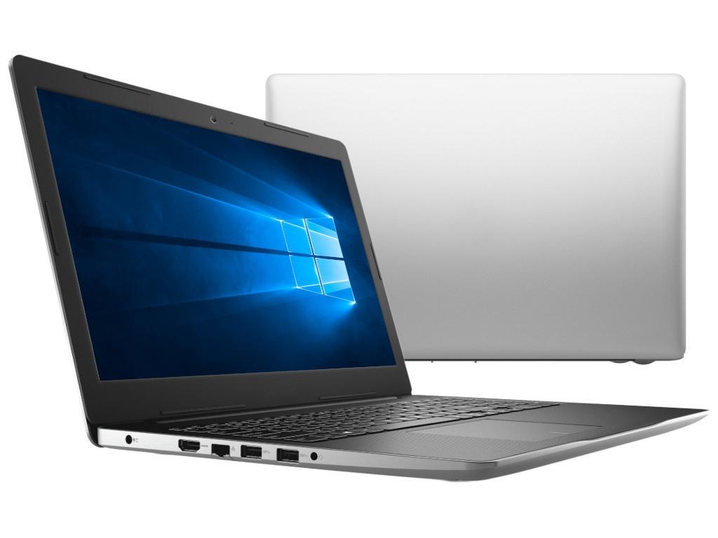 Ноутбук Dell Inspiron 3584 3584-3370 (Intel Core i3-7020U 2.3GHz/4096Mb/256Gb SSD/No ODD/Intel HD Graphics 620/Wi-Fi/Bluetooth/Cam/15.6/1920x1080/Windows 10)
