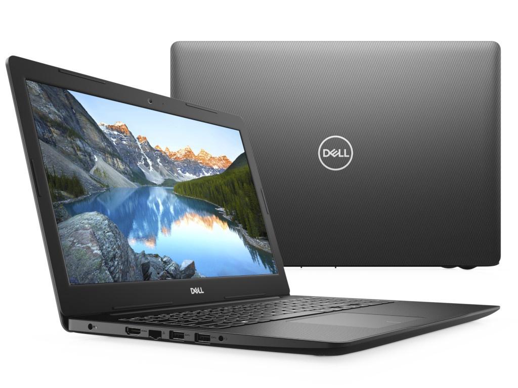 Ноутбук Dell Inspiron 3584 3584-5185 (Intel Core i3-7020U 2.3GHz/4096Mb/1000Gb/No ODD/AMD Radeon 520 2048Mb/Wi-Fi/Bluetooth/Cam/15.6/1920x1080/Linux)