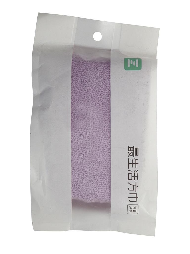 Полотенце Xiaomi Youth Series ZSH 34x34cm Purple