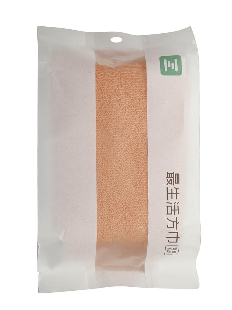 Полотенце Xiaomi Youth Series ZSH 34x34cm Orange полотенце xiaomi zsh youth series 76х34 зеленый