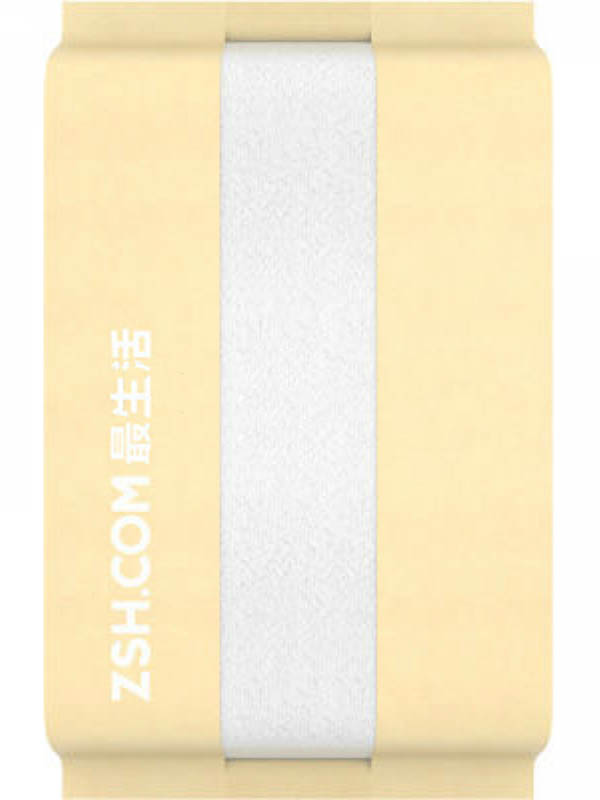 Полотенце Xiaomi Light Series ZSH 76x34cm White