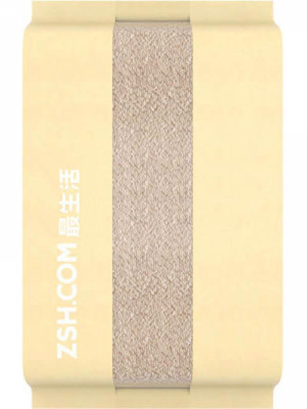Полотенце Xiaomi Light Series ZSH 76x34cm Khaki полотенце xiaomi zsh youth series 76х34 зеленый